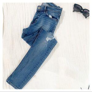 Hudson-skinny jeans Jaime